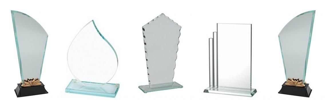 Trofee din sticla