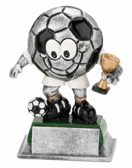 Figurina FG751 Minge fotbal Smiley Face