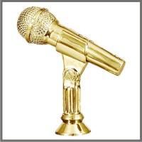 Figurina F174 Suport cu microfon